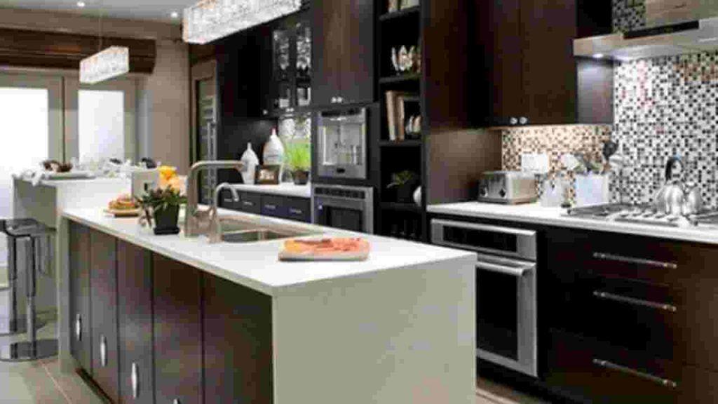 cocinas integrales modernas y grandes