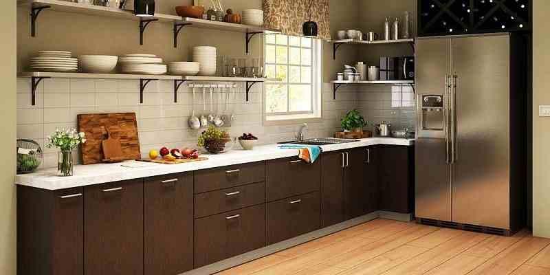 Elige la superficie de cocina adecuada